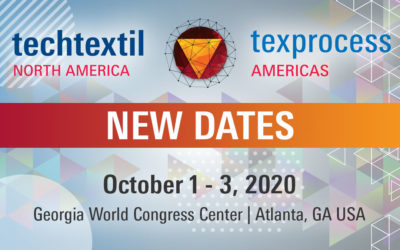 Meet us at Techtextil North America